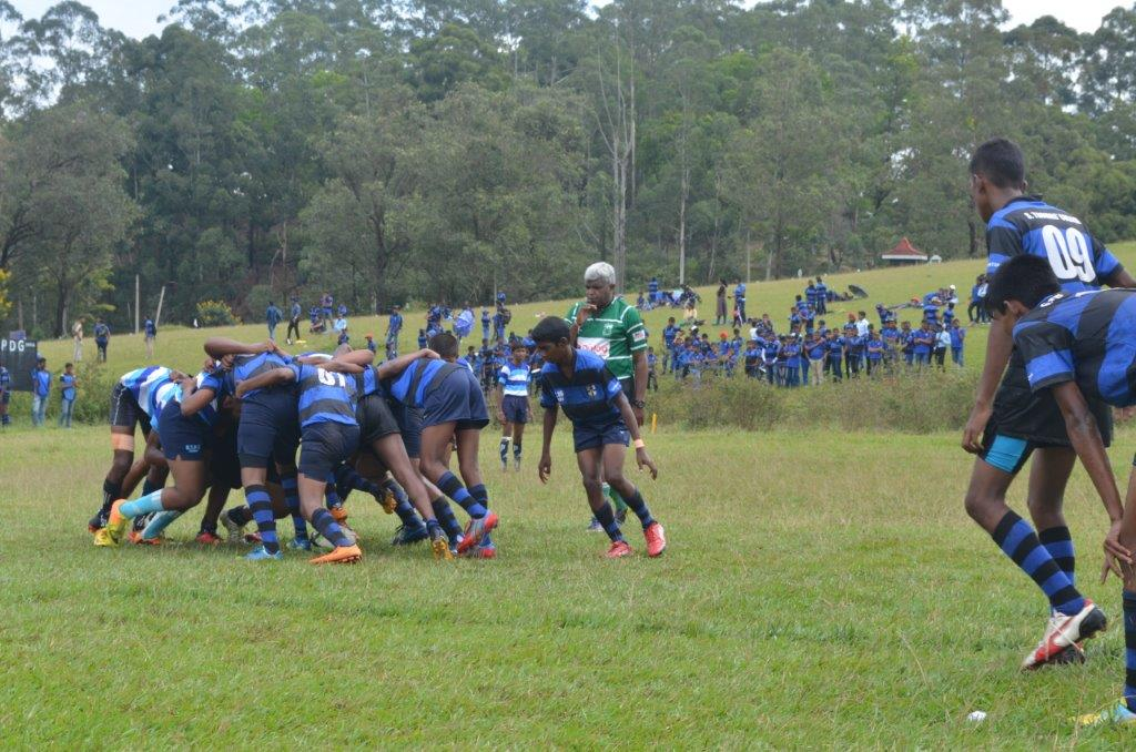 Rugby Encounter 2018