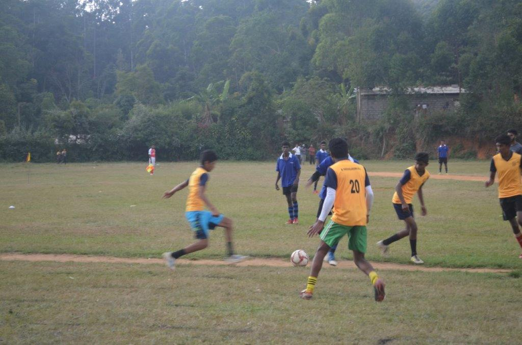 Zonal Inter School Soccer Tournament 2019